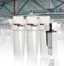 Фільтрація для стисненого повітря та газів