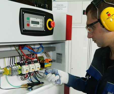Діагностика обладнання та моніторинг параметрів