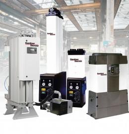 Адсорбційні осушувачі стисненого повітря та газів
