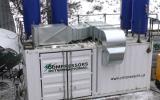 Компанія Компрессорс Інтернешнл здійснила поставку модульної азотної станції в а...