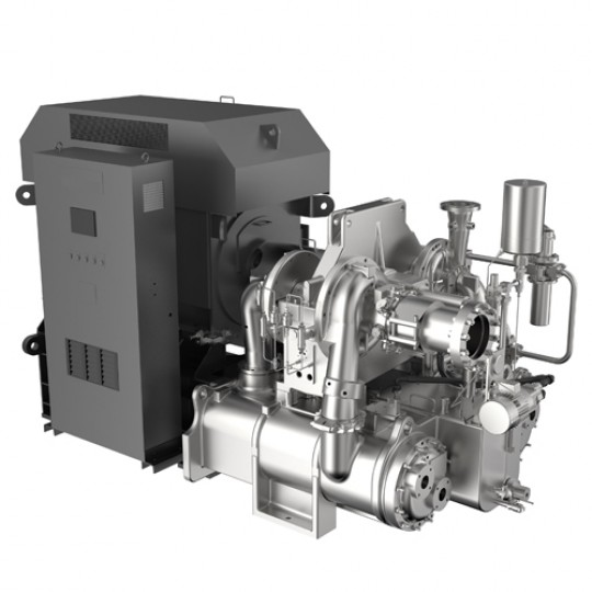 Центробіжні повітряні компресори з повітряним охолодженням. Серія SME